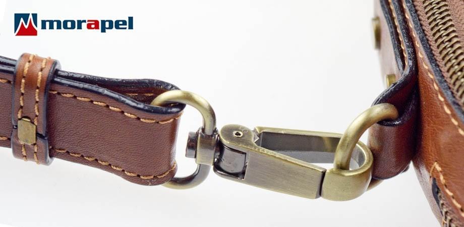 Modna galanteria metalowa dla kaletników, szewców i rękodzielników