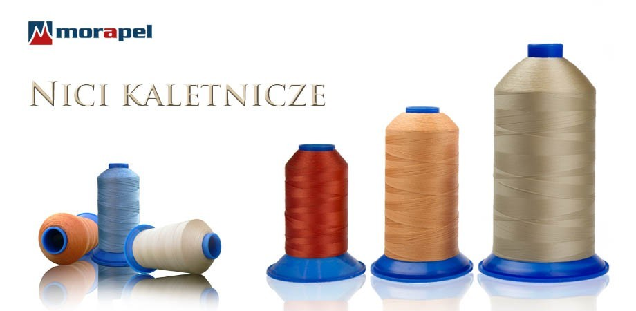 Jak wybrać właściwe plecione nici kaletnicze, szewskie i do szycia odzieży?