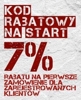 KOD RABATOWY 7 %